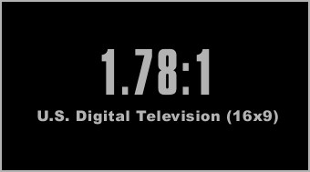 178:1 digital television aspect ratio